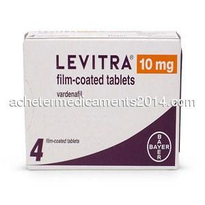 Acheter du  Levitra En Ligne