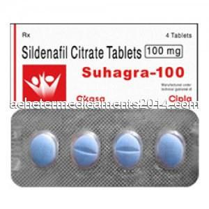 Acheter du Suhagra En Ligne