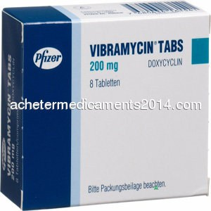 Acheter du  Vibramycin En Ligne